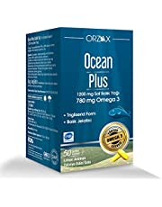 Ocean Plus 1200 mg 50 Softjel