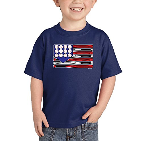 Toddler Infant Baseball American T shirt