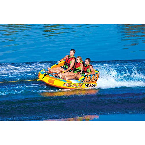 - WOW Max 3 Person Towable World of Sports Water Fun