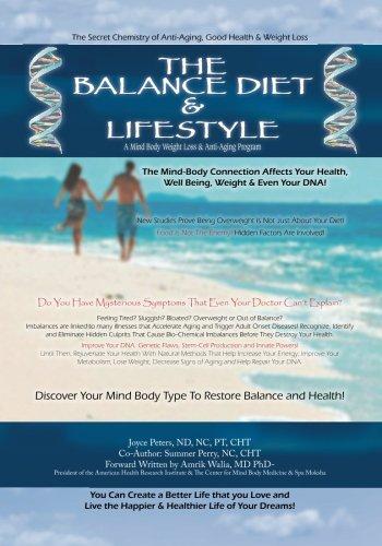 Download The Balance Diet & Lifestyle pdf epub