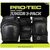 Pro-Tec Street Gear Junior Three Pad Pack 2015