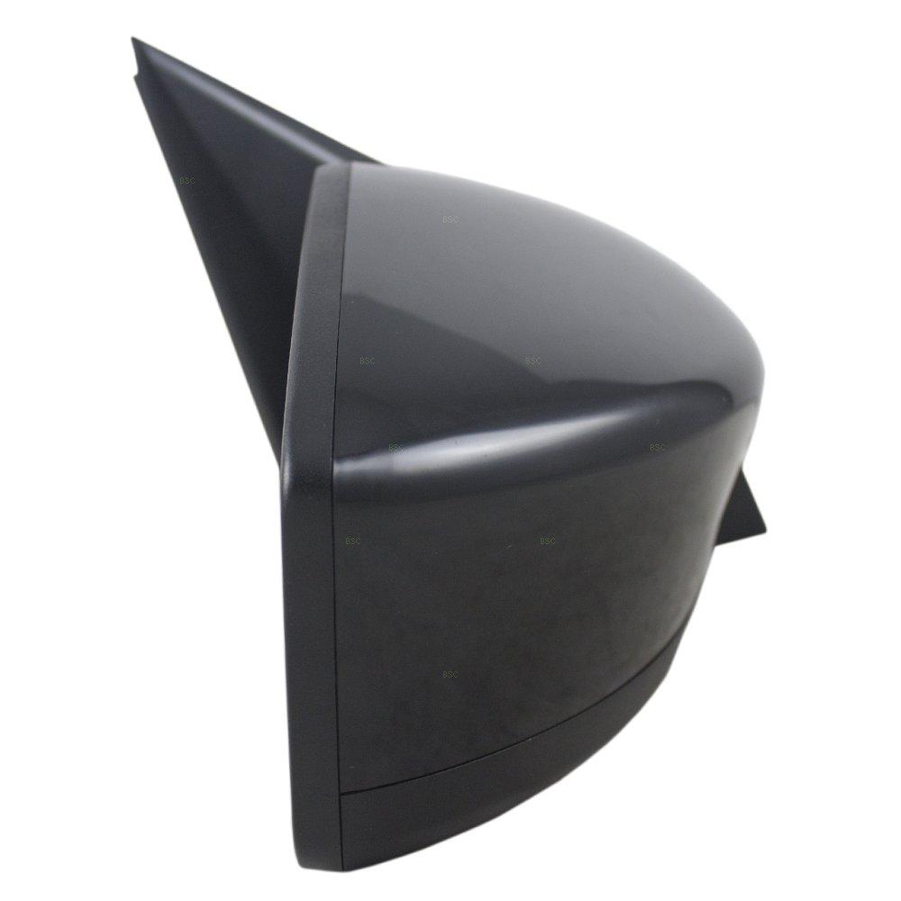 Passengers Power Side View Mirror Replacement for Nissan Versa Sedan 96301-9KK1A 128-65099R