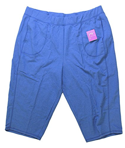 cbfa0784431c Just My Size French Terry Women's Pocket Capri Pants - Buy Online in Oman.  | Apparel Products in Oman - See Prices, Reviews and Free Delivery in  Muscat, ...