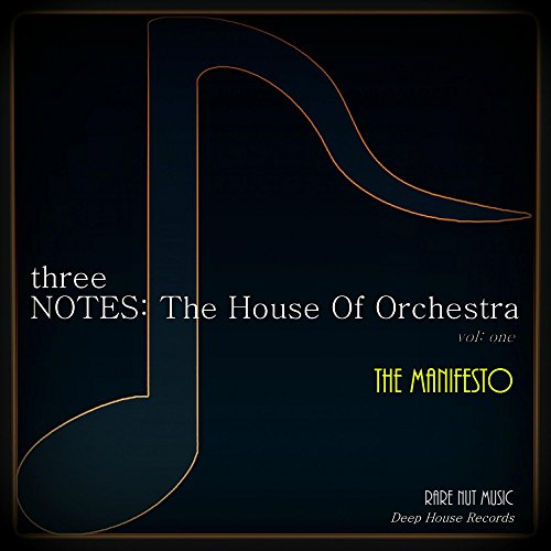 Three notes the house of orchestra manifesto feat kim for House music orchestra