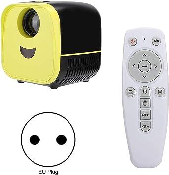 Proyector de Juguete para niños Mini proyector portátil Proyector ...