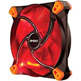 Antec LED Fan Cooling True Quiet 120 Red Red