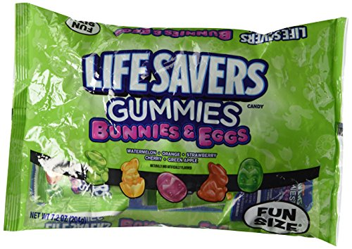 Life Savers Gummies Bunnies & Eggs 7.2 Oz Bag ()