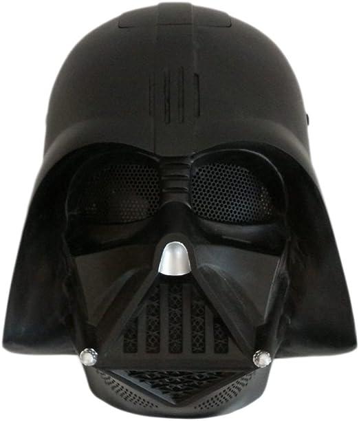 La Guerra De Las Galaxias Darth Vader Máscara De Cine Disfraz De ...