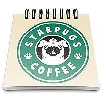 Bloco de Anotações StarPugs Coffee