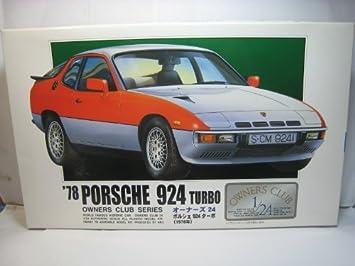 78 Porsche 924 Turbo (24) (1/24) del propietario