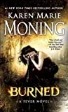 img - for Burned: A Fever Novel book / textbook / text book