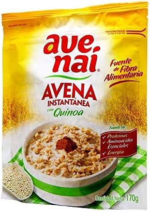 Avena Instantánea con Quinoa 12 uds: Amazon.es: Alimentación ...