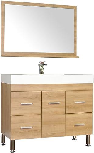 Alya Bath AT-8041-LO-S Ripley Bathroom Vanity Set