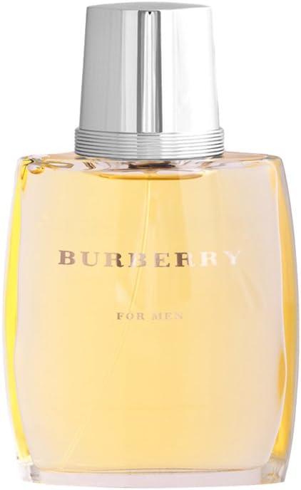 Burberry - Eau de toilette classic for men, edt 100 ml, perfume para hombre