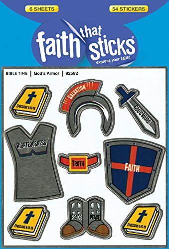 God's Armor (Faith That Sticks)