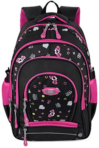 Girls Backpacks, COOFIT School Backpacks For Girls Boys Kids School Bags Bookbag