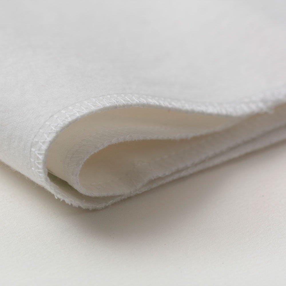 50/x 70/cm color blanco gr/ünspecht 163/ /00/Agua Densidad cama compresa