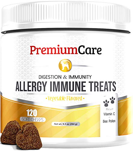Allergy Relief Immune Supplement