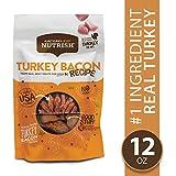 Rachael Ray Nutrish Turkey Bacon Real Meat Dog Tre...