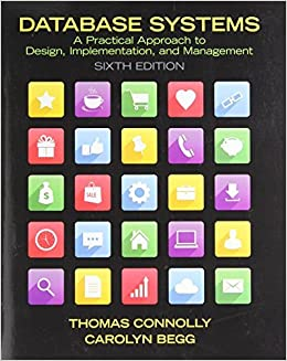 By Thomas Connolly Database Systems: A Practical Approach to Design, Implementation, and Management (6th Edition) (6th Sixth Edition)