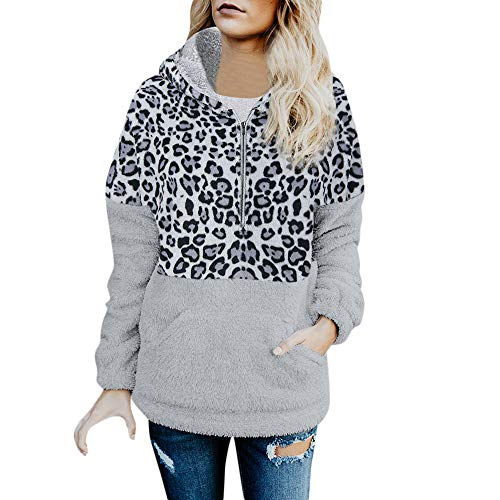 Big Womens Hoodies Sweatshirts Womens Pullover Hoodie Sunmoot Long Sleeve Oversized Jumper with Pockets