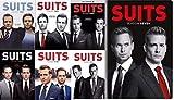 Suits 1-7: Complete Series Seasons 1-7 DVD