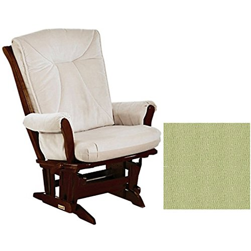Dutailier Grand Chair Multiposition Reclining 912 Glider in Cherry W/Cushion 0496 -  912-120-01-0496