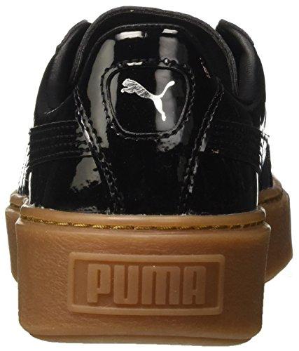 Puma Panier Plate-forme Brevet - 36331408 Noir