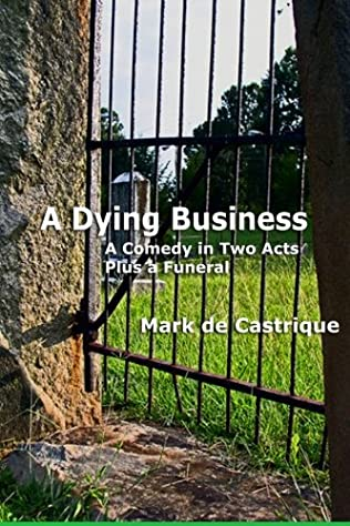 book cover of A Dying Business