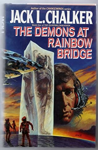 book cover of The Demons at Rainbow Bridge