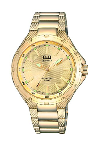 mens-dress-watch-qq-q964j010y-quartz-analog-wrist-watch-stainless-steel-strap-waterproof-scratch-res