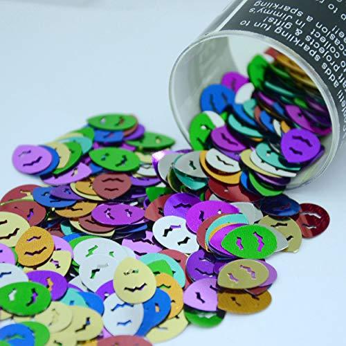 Confetti Easter Egg Multicolors - Pouch #8078 Free -