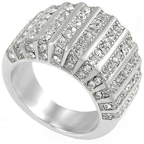 Stainless Engagement Enternity Anniversary Valentine product image
