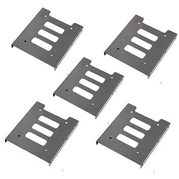 Soporte de Montaje de Metal para Disco Duro SSD de 2,5 a 3,5 ...