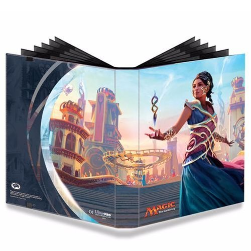 Kaladesh Full-View PRO-Binder for Magic the Gathering, 9-Pocket