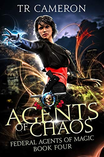 - Agents Of Chaos: An Urban Fantasy Action Adventure (Federal Agents of Magic Book 4)