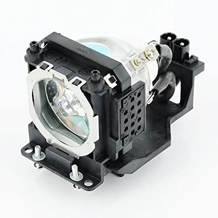 Sanyo PLV-Z60 OEM Replacement Projector Lamp bulb Original Bulb and Generic Housing