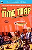 img - for Time Trap, The, & The Lunar Lichen book / textbook / text book