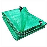 Pengbu MEIDUO Tarps Thicken Outdoor Tent Raincoat Sun Visor Sunscreen Cloth Upholstery Car Wagon 0.35mm -180g/m2 (Size : 45m)