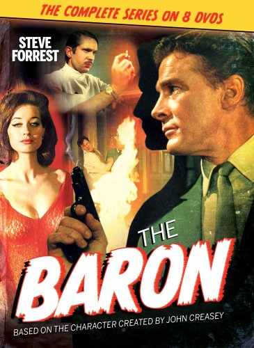 The Baron: The Complete Series by E1 ENTERTAINMENT