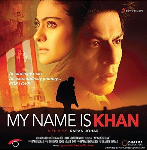 MY NAME IS KHAN (LP/VINYL) (Valentine's Day)(ROMANTIC)