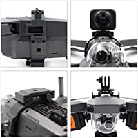 Rucan Multifunction Kit Camera Adapter Light Fixing Stand For DJI Mavic Pro (B)