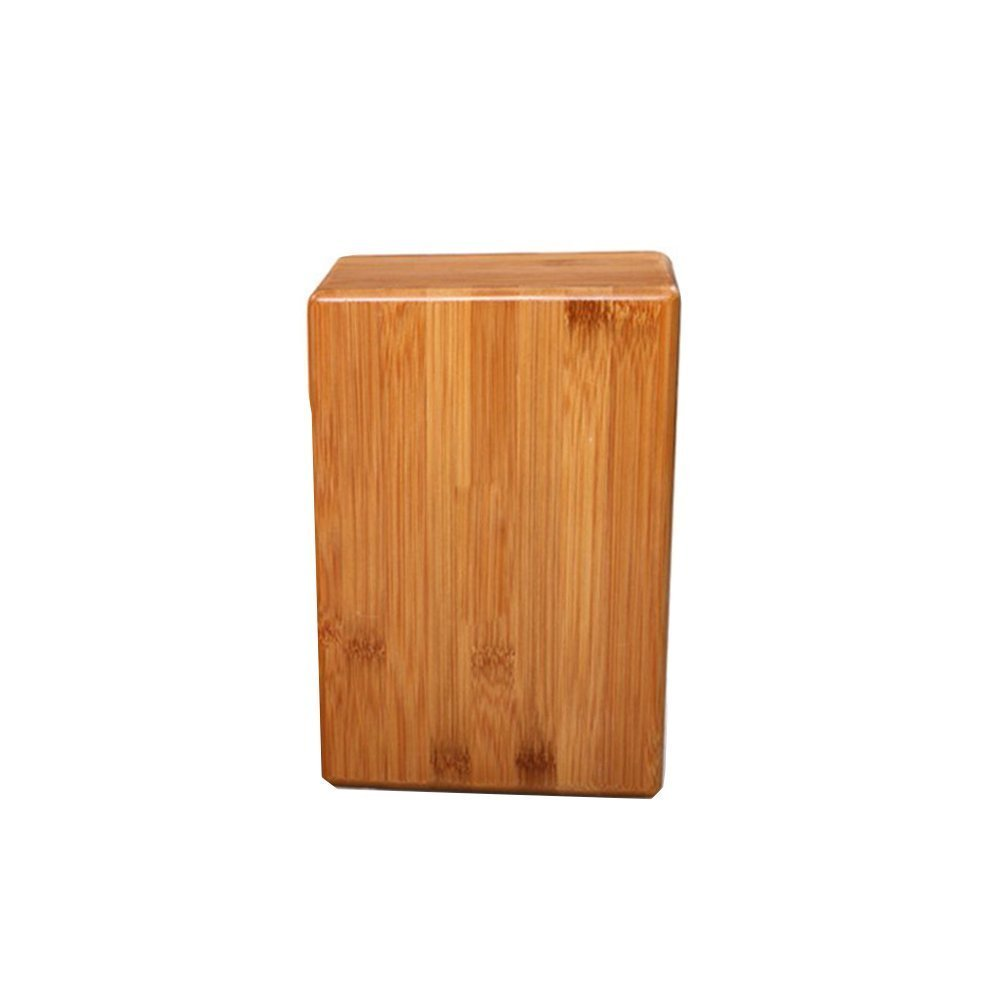 Amazon.com : Workouty 1 pc Natural Bamboo Yoga Block High ...