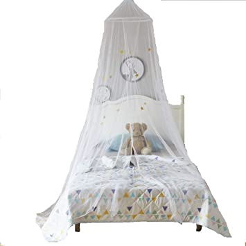 Amazon Com Stz Bed Canopy For Princess Girls Room Decorations