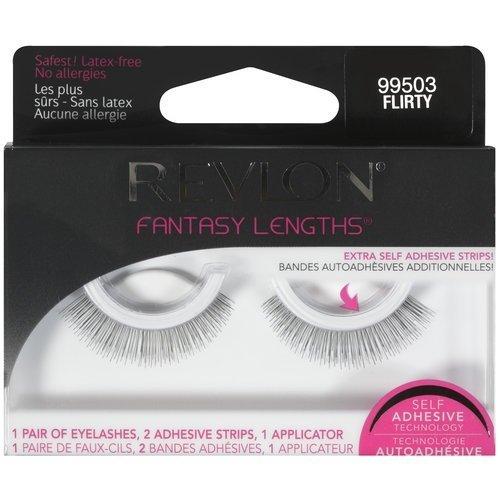 Revlon Fantasy Lengths Eyelashes Flirty