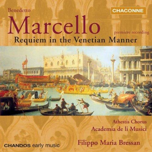 Marcello: Requiem in the Venetian Manner