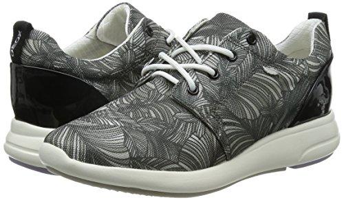 Ophira Black Sneaker Multicolore Donna D Geox A lt multicolor Grey Alte S5qxvxCp