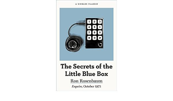 The Secrets of the Little Blue Box (Singles Classic) (English ...