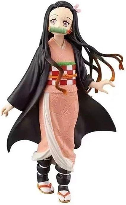 Kimetsu no yaiba figure nezuko tanjirou zenitsu anime figure demon slayer