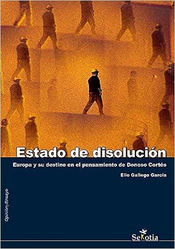 Estado de disolución: Amazon.es: Elio Gallego Garcia, Elio Gallego ...